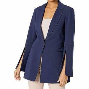 BCBGMAXAZRIA Blazer w/ Slit Sleeves